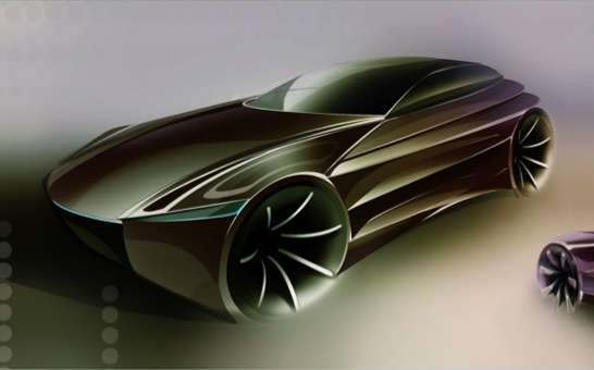 Streamlined Eco Supercars