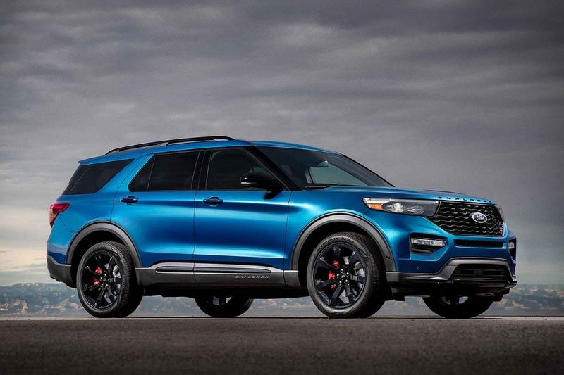 High-End American SUVs
