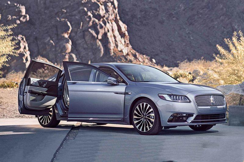 Luxury American Coach Sedans