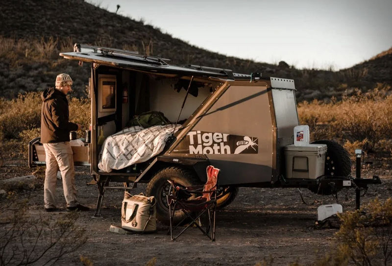 Off-Grid Adventure Trailers