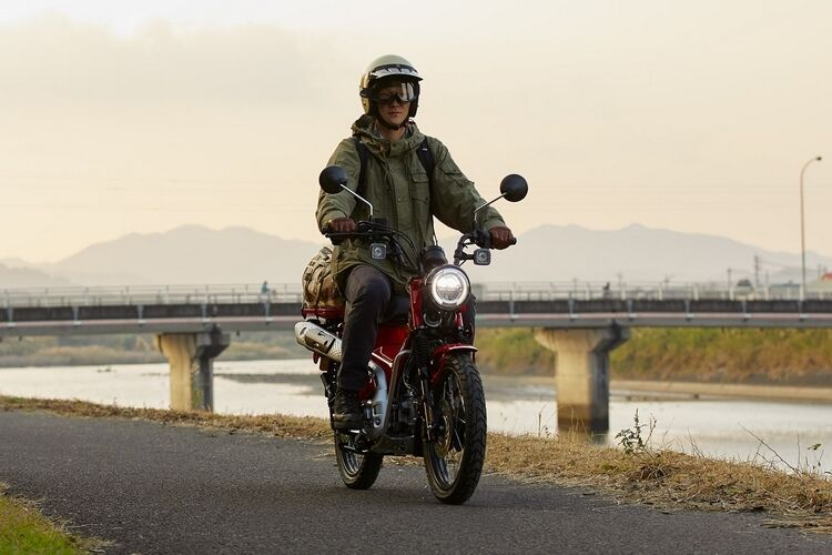 Off-Road Mini Motorcycles