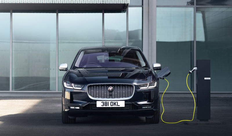 Charging-Improved Luxury EVs