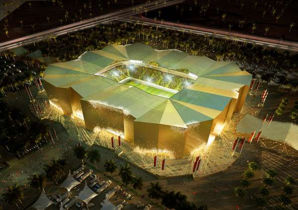 Sustainable Soccer Stadiums (UPDATE)