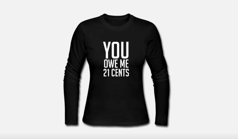 Humurous Equality Shirts