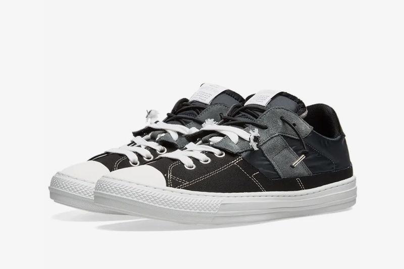 Luxe Hybrid Baseball Sneakers