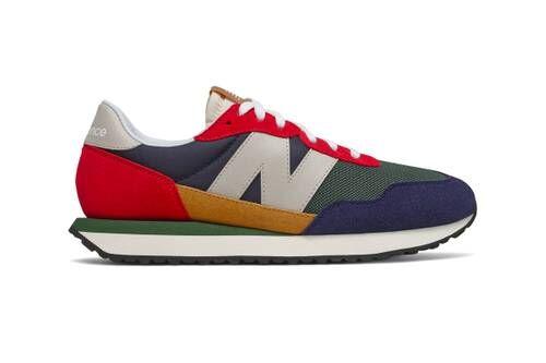70s-Inspired Tonal Running Shoes