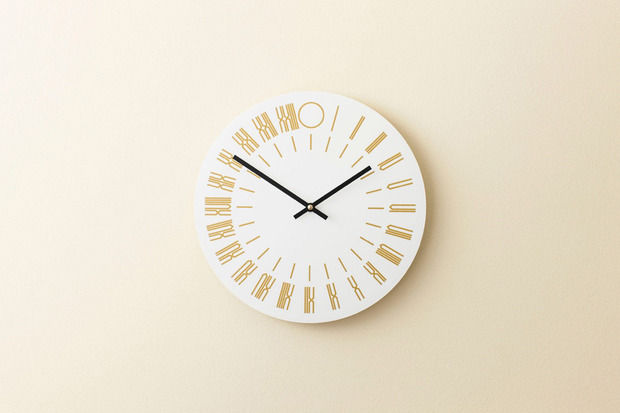 Contemporary Typographic Clocks