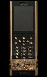 24K Exec Cell Phones
