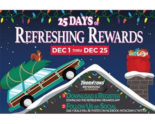 Festive Daily Retail Promotions