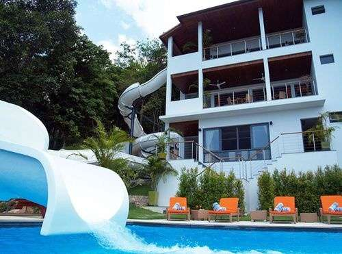 Jumbo Home Water Slides