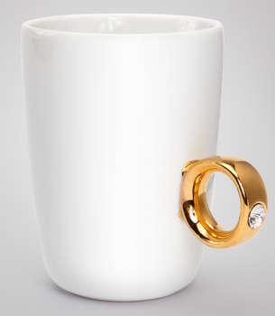 Marriage-Proposing Mugs