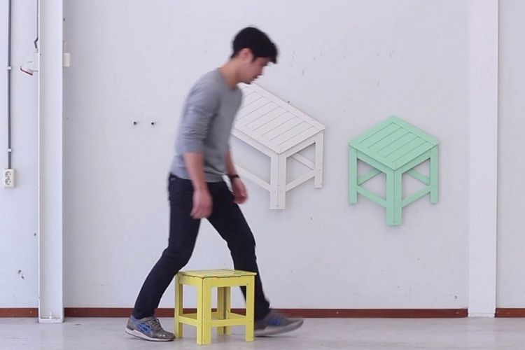 Transforming Flatpack Chairs