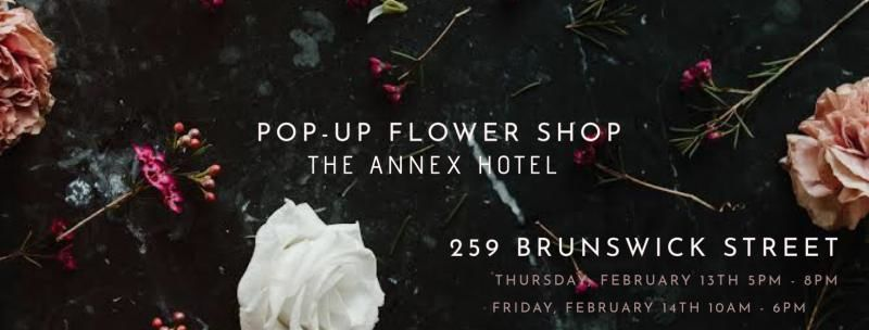 Toronto Pop-Up Flower Shops