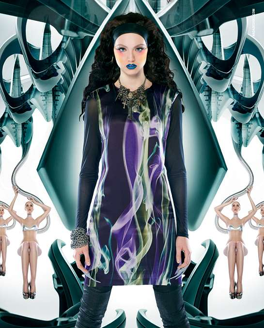3-D Fashion Films