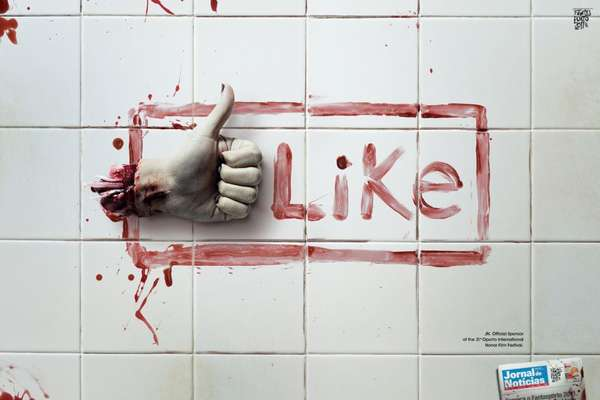 Gruesome Facebook Likes
