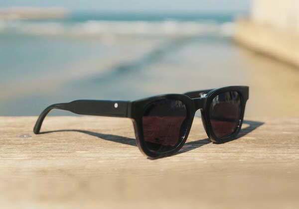 Responsive Reading Sunglasses