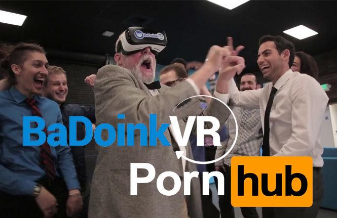 Erotic VR Experiences