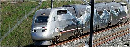 360 MPH Supertrains