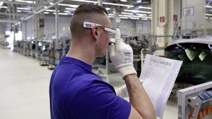 Industrial Smart Glasses
