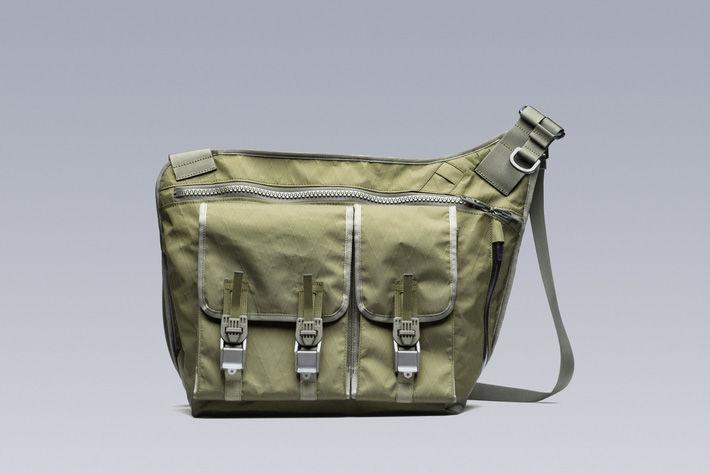 Technical Messenger Bags