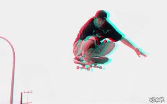 3D Skate Videos