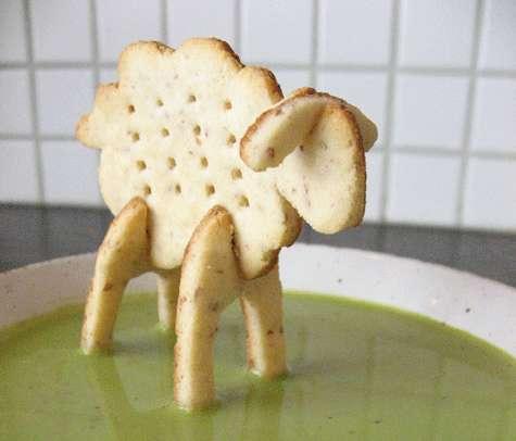 Animal Cracker Sculptures