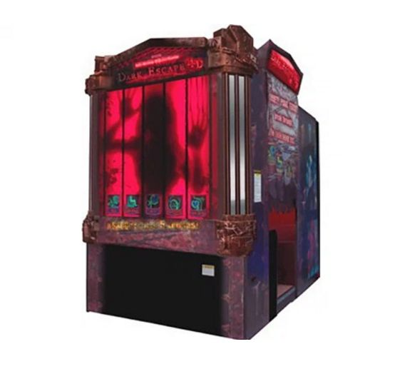 Horror-Themed Arcade Games