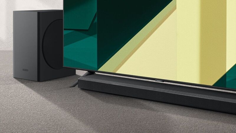 Immersive TV-Matching Soundbars