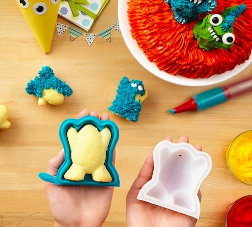 3D Baking Monster Shapes