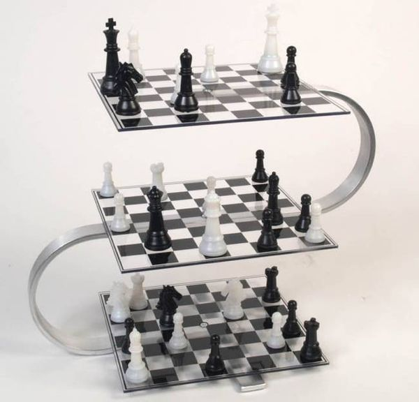 Multi-Level Chess Games