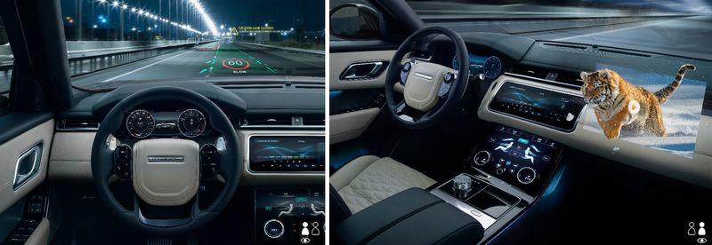 Advanced 3D In-Car Displays