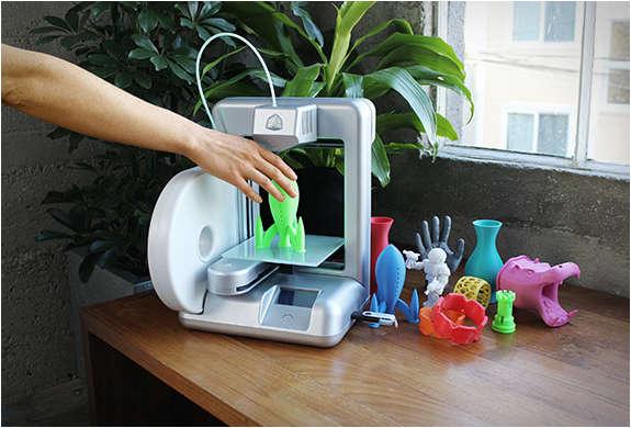 At-Home 3D Printers