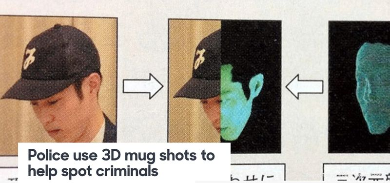 3D Criminal Photography