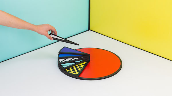 Tangible 3D Graphs