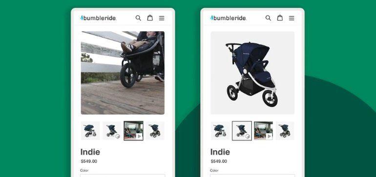 Multimedia-Enhanced Merchant Platforms