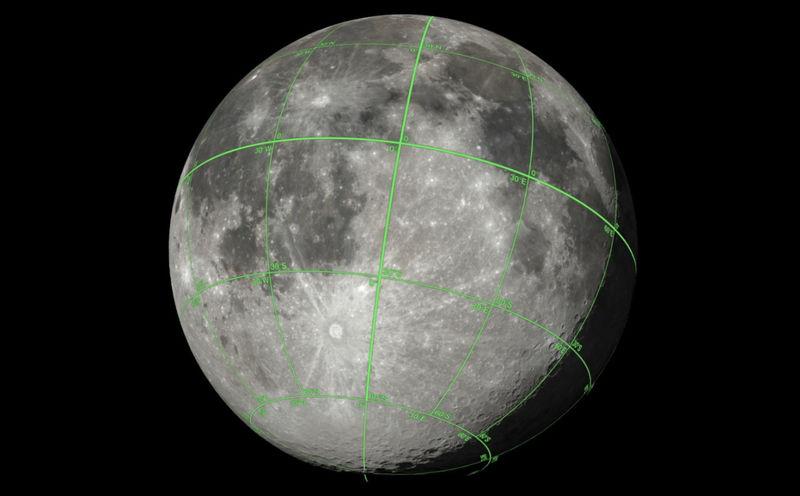 Public Moon Data Releases