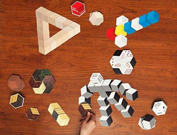 3D Card Decks