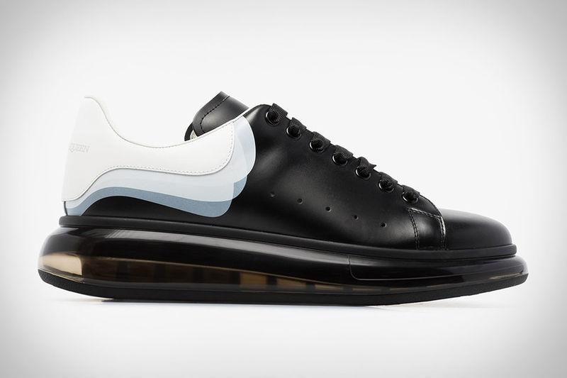 Opulent 3D Effect Sneakers