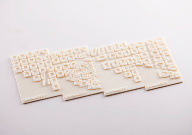 3d printed business cards - 3 D Business Card
