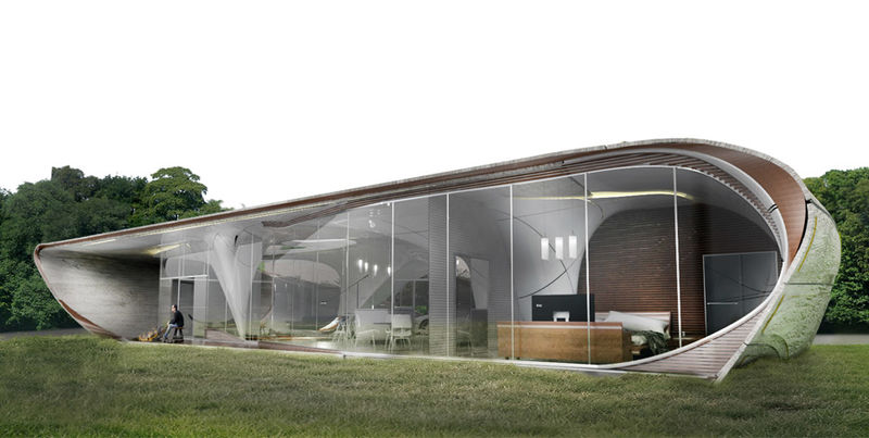 3D-Printed Home Concepts