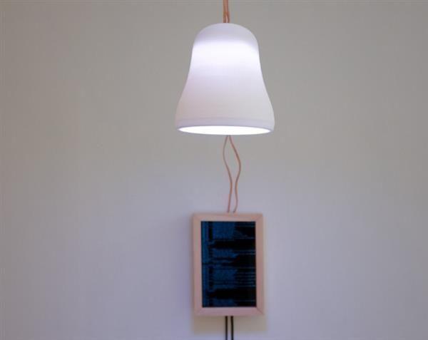 Divine 3D-Printed Lamps