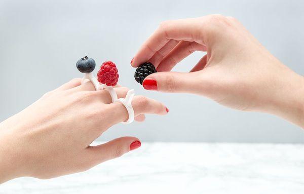 Treat-Serving Rings