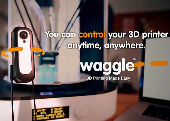 3D Printer-Monitoring Cameras