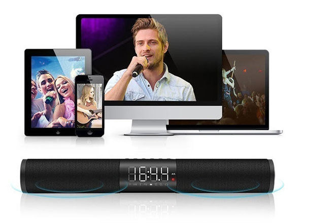 Multifunctional High-Performance Soundbars