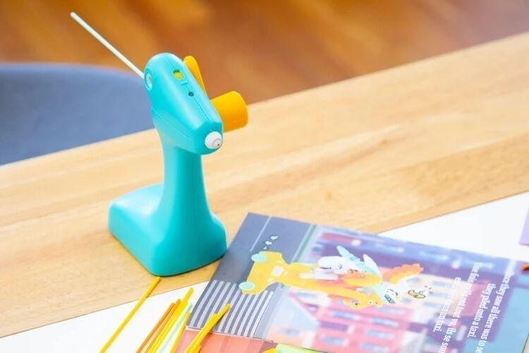 Preschool-Friendly 3D Printing Pens