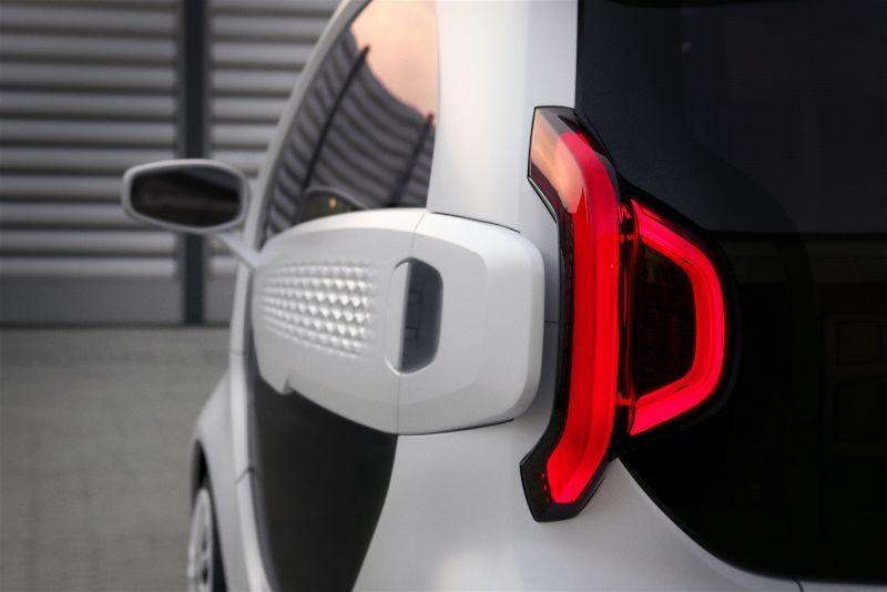 3D-Printed Electric Cars