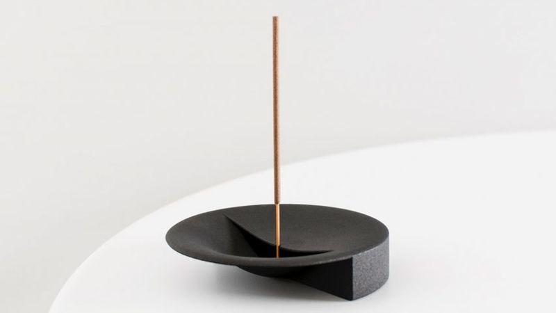 3D-Printed Incense Holders