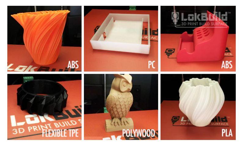 Durable 3D-Printing Mats