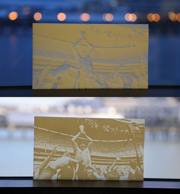 3D-Printed Photography