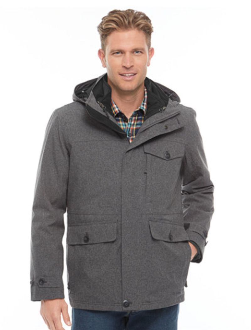 Multi-Season Outerwear
